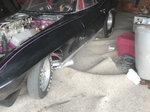 1967 corvette 8 second car
