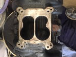 V8 Marine Intake Manifold