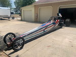 "2016 M&M 245"" Dragster"