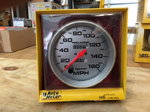 Autometer Pro-comp Ultra Lite mechanical speedometer