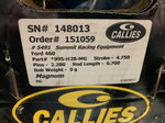 New Ford Callies Magnum 4.75 crankshaft