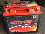 New Odyssey Extreme 1200 Battery