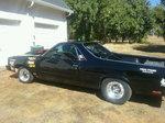1985 Chevy El Camino Drag Car