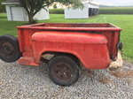 Chevy Truck Bed 1956-59
