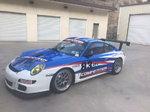 2007 Porsche GT3 997.1 CUP CAR