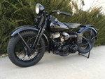 1942 Harley-Davidson WLC Solo 45 Flathead Liberator