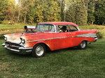1957 Chevy Bel Ait