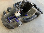 MBA Shifter racing go kart CR80 Honda