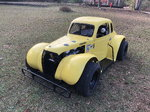 "Legends Car for Sale - 1937 Chevy ""Bubble"" Coupe"