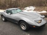 1978 Silver Anniversary Edition Corvette #'s Matching Origin