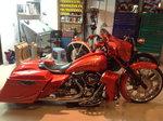 Custom Harley Street Glide