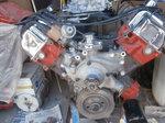 472 complete running engine