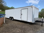 1994 Silver Star Enclosed Trailer