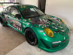 2010 Porsche GT3 Cup with RSR upgrades