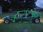 6.2 LS twin turbo 4 seat street buggy