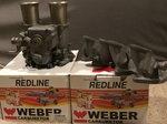 Weber 45-DCOE
