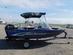 2018 MirroCraft Aluminum Fishing and Ski Boat