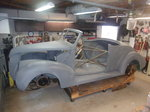 1938 Ford Convertible Street Rod Project