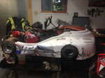 Racing Gokart. Scorpion Chassis and Dover Motorsports Clone