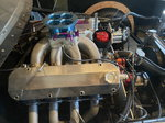 604 ford drag race motor complete