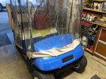 96 EZ GO cart