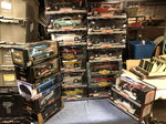 21 die cast 1:18th scale cars