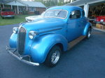 1937 Plymouth Business