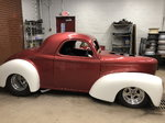 Unfinished 1941 Willy's Coupe Kit Car
