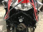 Chevy Small Block 355 Circle Track Engine Flat Top Vortec SB