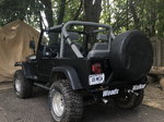1990 Jeep Wrangler w/350 Chevy Crate Motor