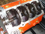 Small Block Chevy SBC 383 Stroker - Short Block