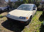 1989 Honda Civic Hatchback Shell