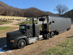 1995 Freightliner 1994 Great Dane 48' Show Hauler