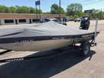 2015 Bass Tracker Pro 170 Aluminum Bass/Fishing Boat
