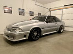 93 ALL Ford Mustang GT Foxbody Race Car