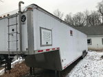 Toter home and 42' race trailer