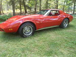 Original 77 Corvette