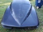 63 split window fiberglass drag body with doors no front end