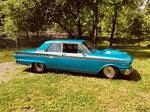 1963 Fairlane 500