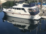 58' Motoryacht 19' Beam Trade