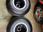 Weld Draglite double beadlock wheels