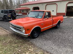 1967 C10 LS5.3 SUPERCHARGED