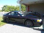 1998 Mustang GT Race car