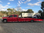 2011 Chevy 3500 Car Hauler