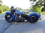 Harley Davidson 1947ul Flathead
