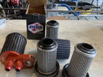 System one oil filter system