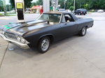 68 4 speed el camino