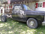 1990 Dodge D250 Rolling Chassis