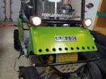Custom Rotax 5 spd Golf Cart