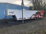 2003 Exiss 40 foot All Aluminum Trailer